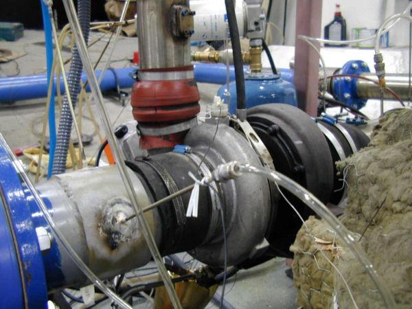 Turbocharger Test Rig